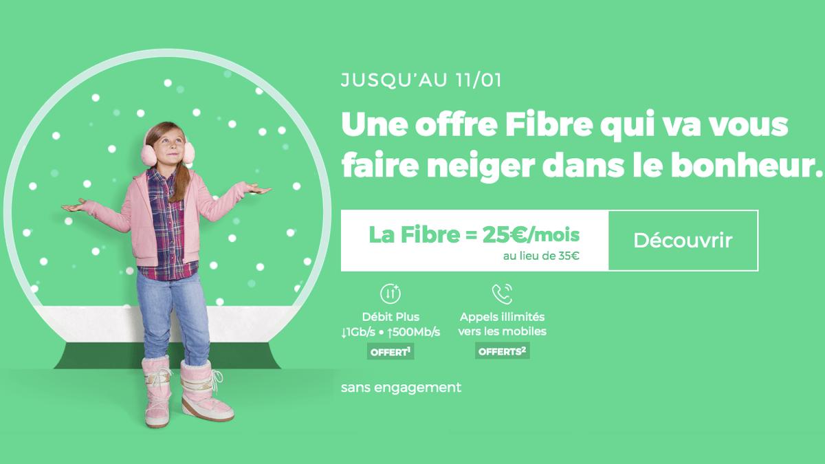 Box internet sans engagement RED by SFR ADSL ou fibre optique