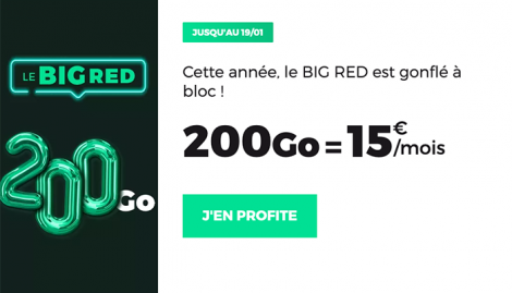 RED 200 Go