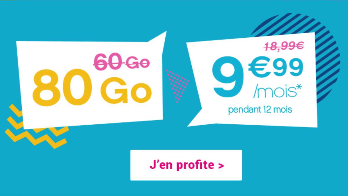 Forfait 80 Go Coriolis Télécom