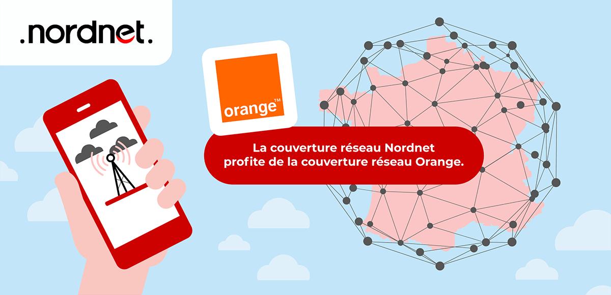 Couverture réseau nordnet.