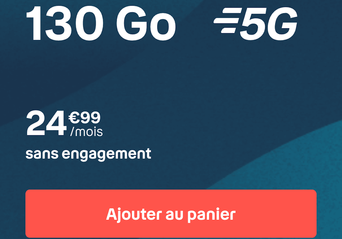byou forfait 5G