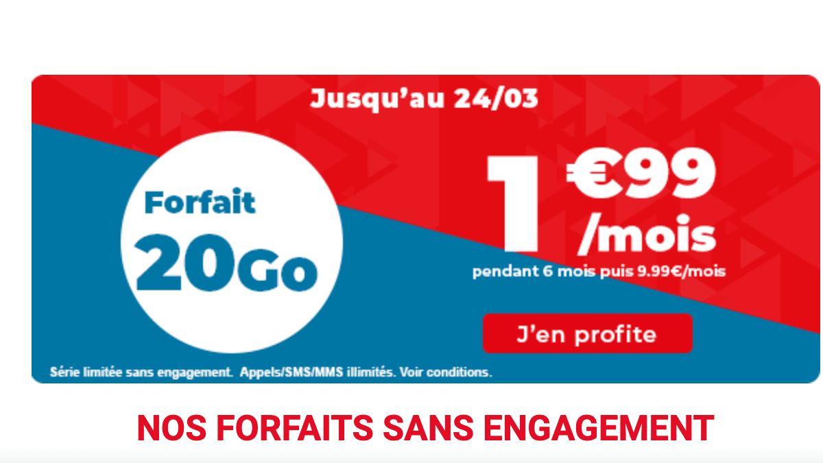 forfait mobile auchan telecom