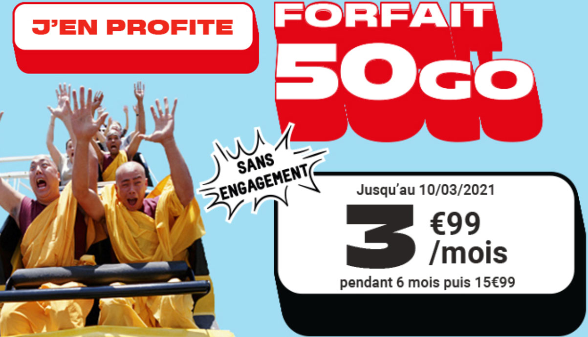 forfaits illimites nrj mobile