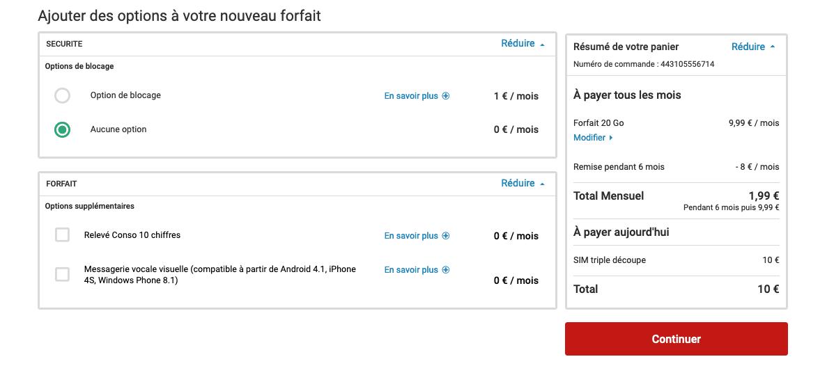Auchan telecom forfaits mobiles pas chers