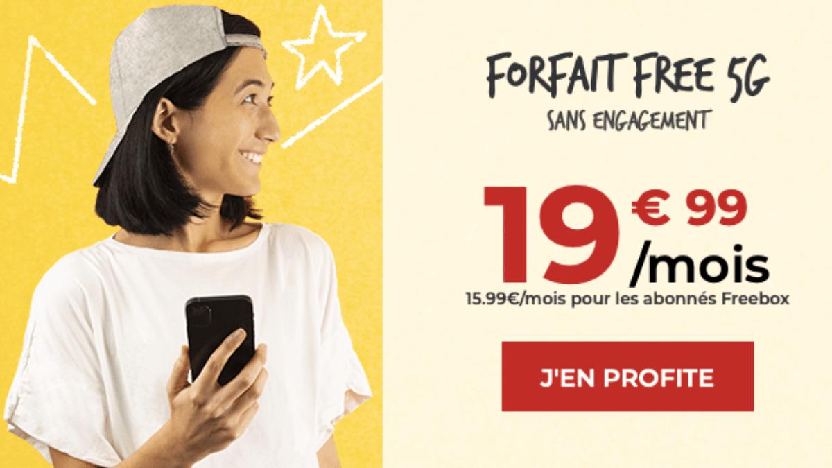 forfait 150 go free