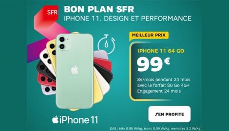 SFR iPhone 11