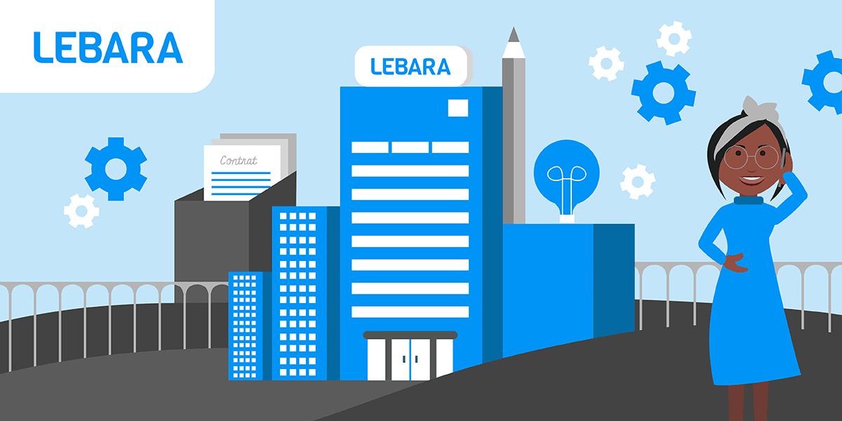 L'opérateur Lebara Mobile.