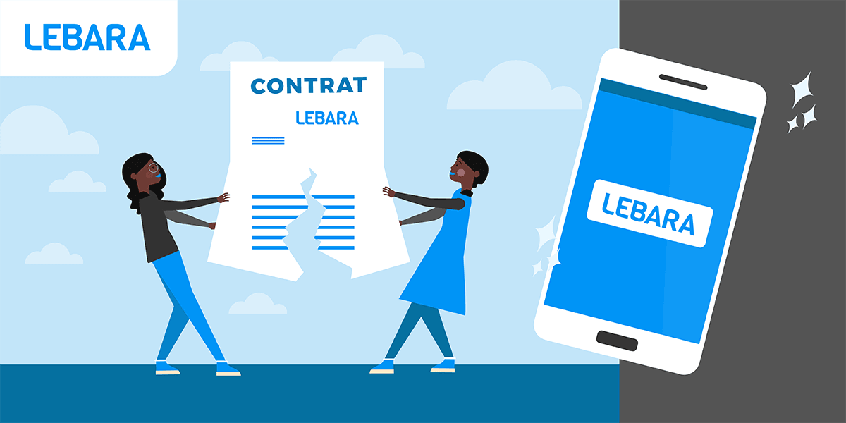 Lebara Mobile : résilier.