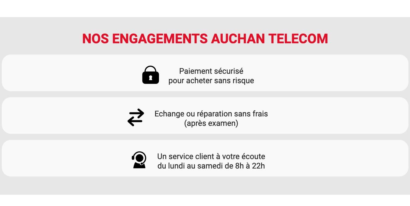 avantages auchan telecom