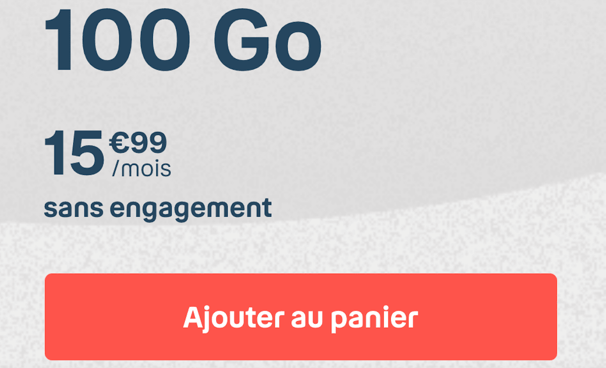 byou forfait 100Go