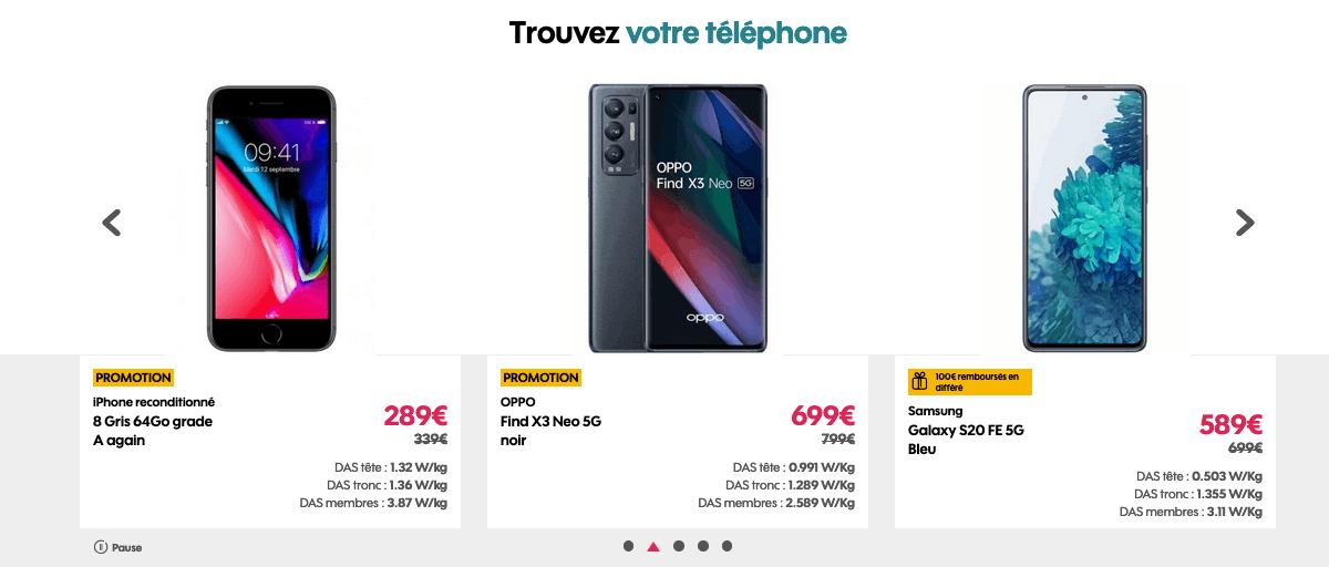 promo sosh telephone