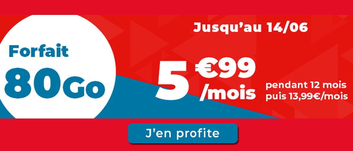Forfaits en promo avec Auchan