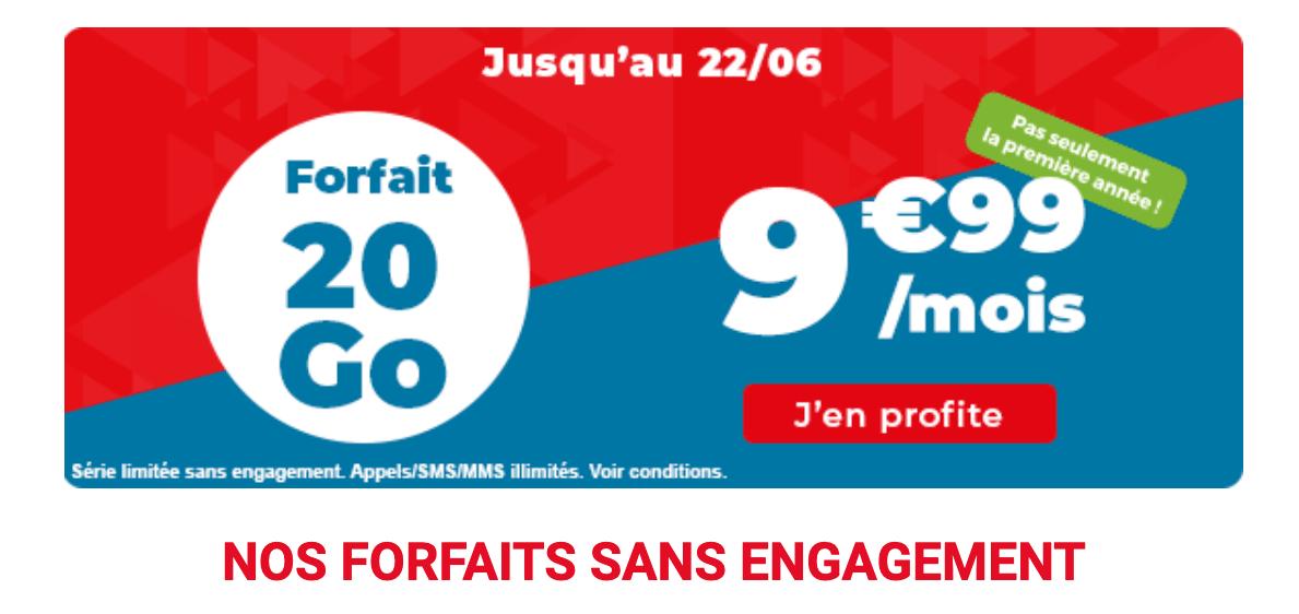 Auchan Telecom promo