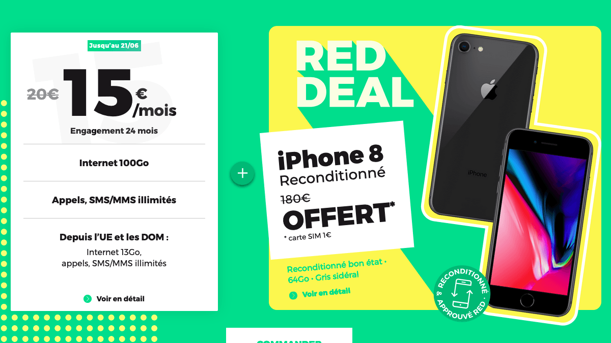 Le RED Deal