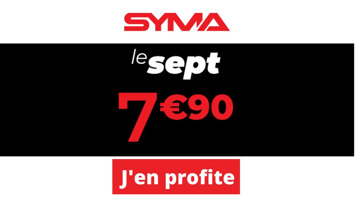 syma vs la poste forfait 4G 80 Go