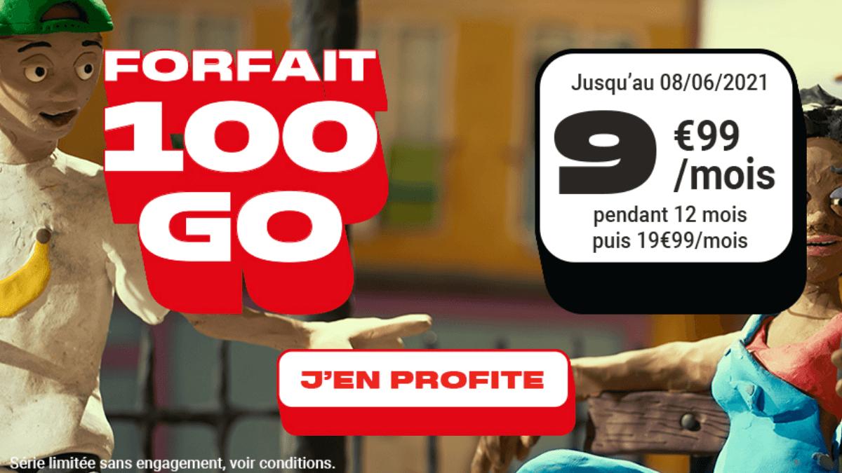 offre mobile nrj 100