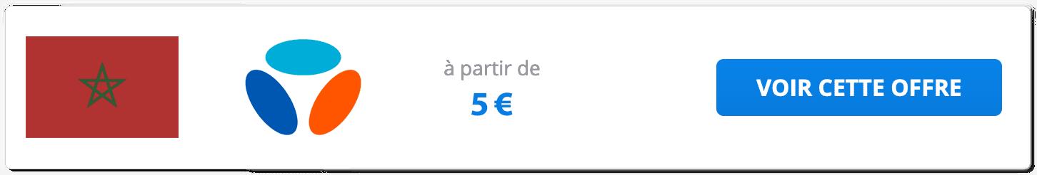 Appeler au Maroc avec les pass Bouygues Telecom