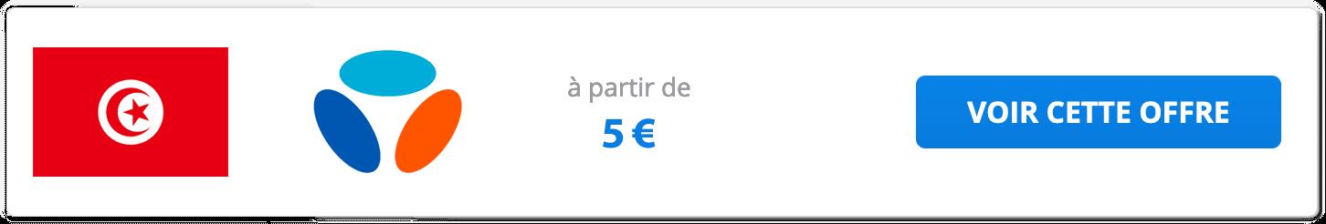 Bouygues Telecom pass Tunisie