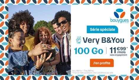 100 Go Very B&YOU