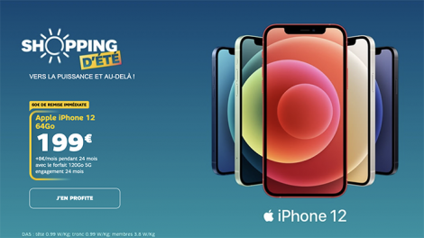 SFR iPhone 12