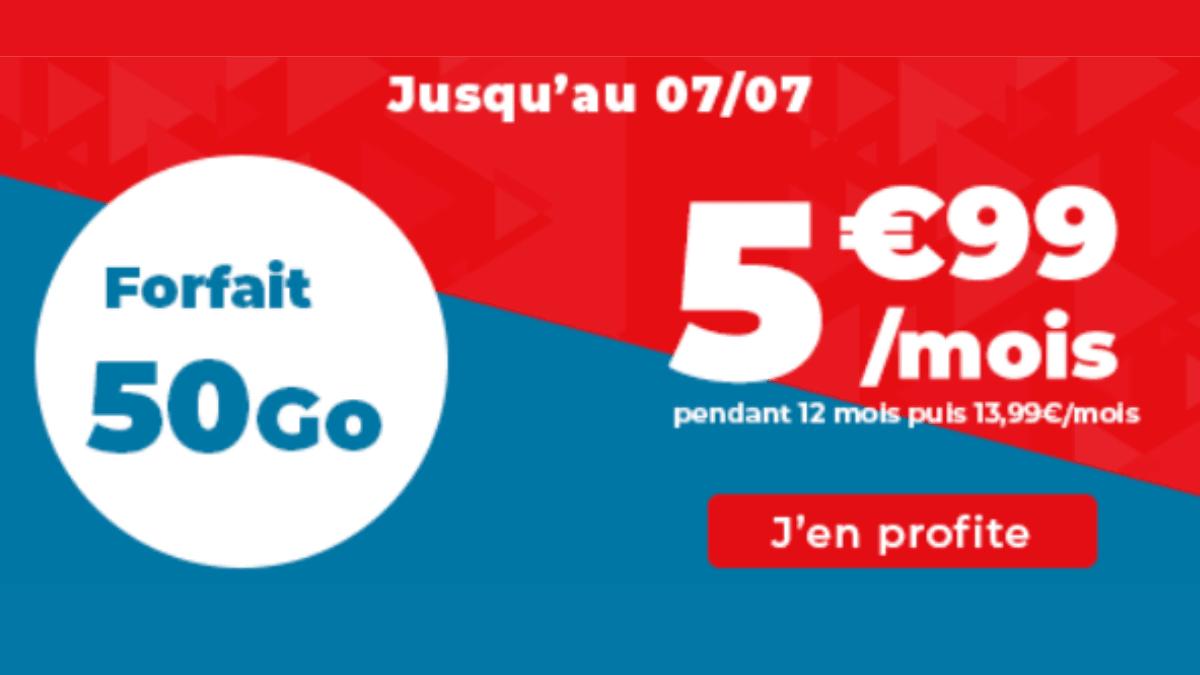Forfait 50 Auchan