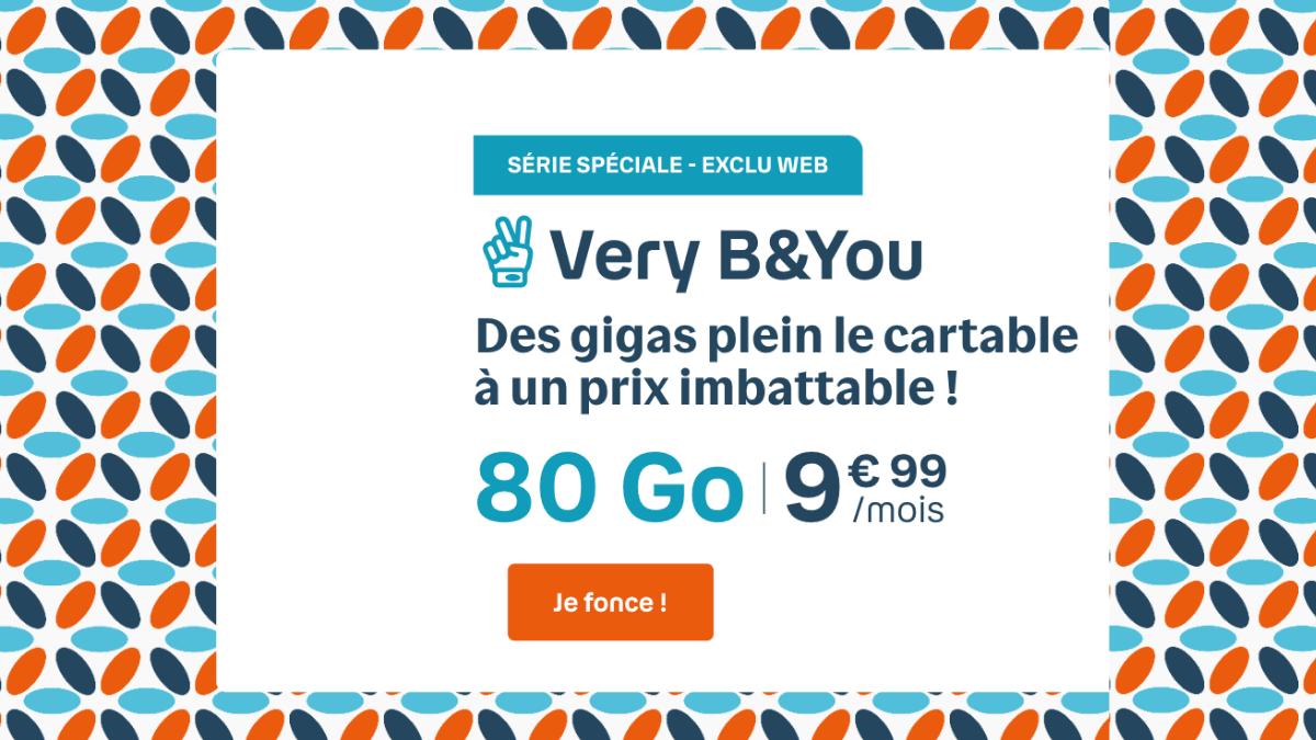 Récap 28 août forfait mobile Bouygues