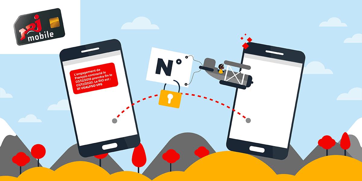 Trouver son code RIO NRJ Mobile