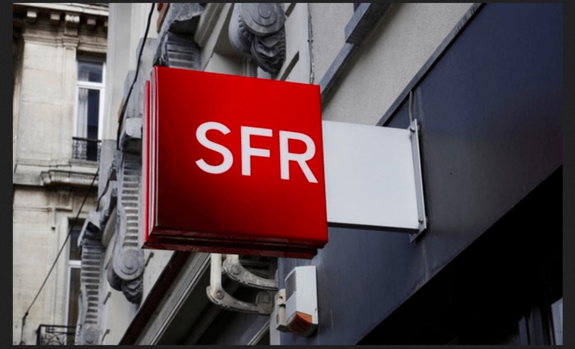 L'opérateur SFR et Altice France