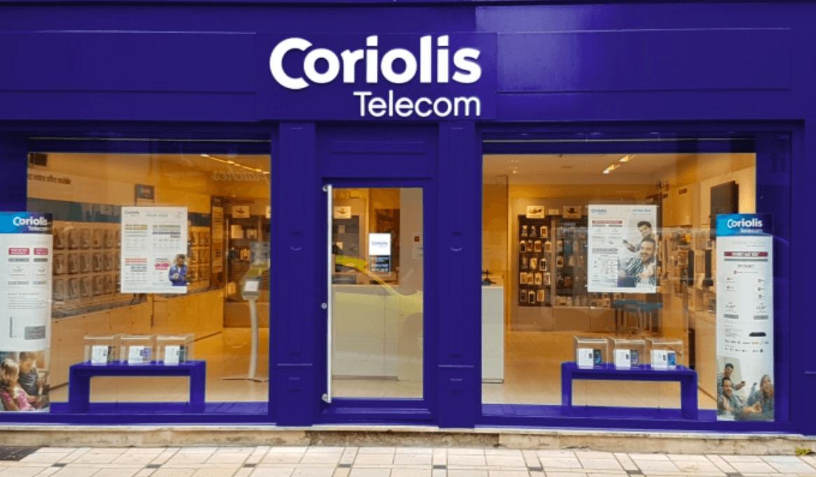 SFR acquisition Coriolis Telecom
