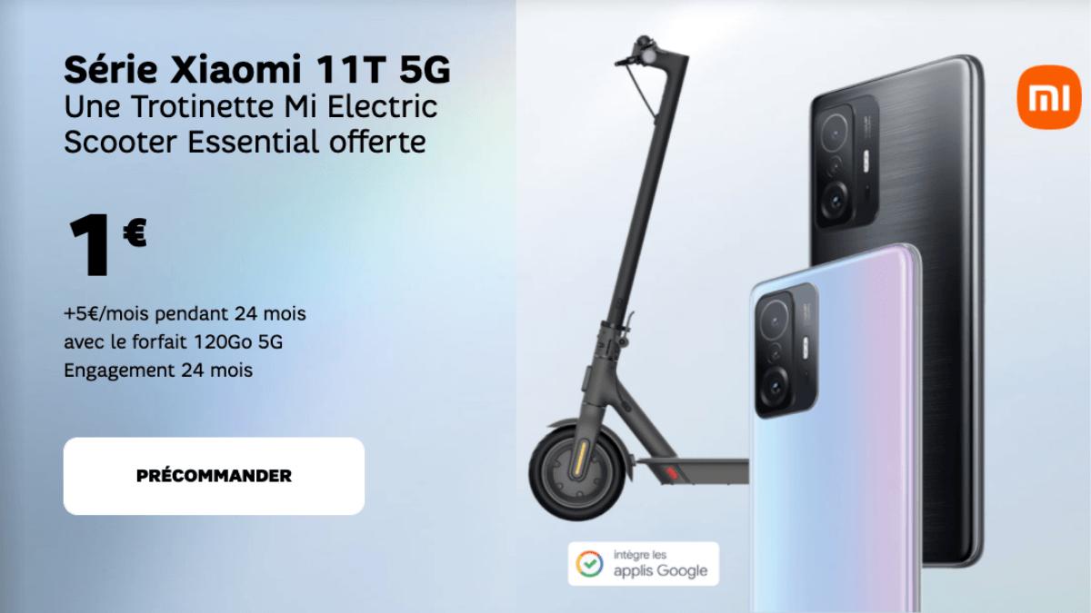 Nouveau Xiaomi 11T 5G