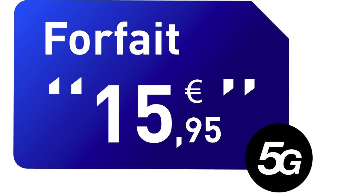 Réglo Mobile inaugure son forfait mobile 5G à 15,95€