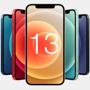 Promo forfait iPhone 13