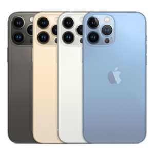l'iPhone 13 Pro Max