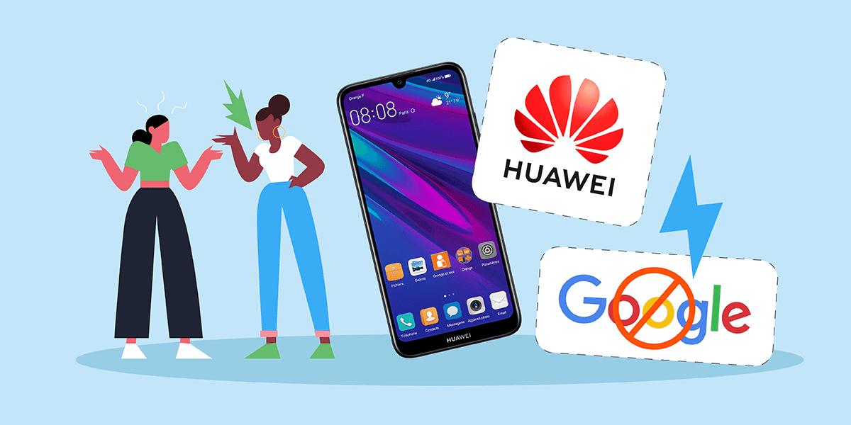 Embargo Google Huawei